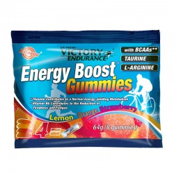 ENERGY BOOST GUMMIES 64 GRS.
