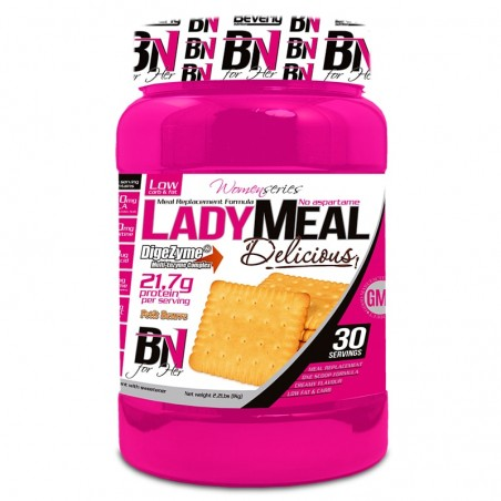 BEVERLY NUTRITION LADY MEAL DELICIOUS 1 KG