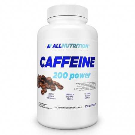 ALL NUTRITION CAFFEINE 200 POWER 100CAP
