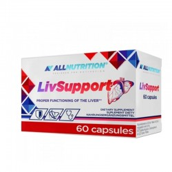 ALL NUTRITION LIVSUPPORT 60CAP