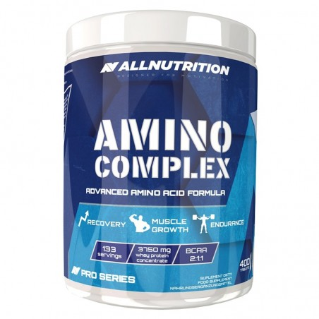 ALL NUTRITION AMINO COMPLEX 400TABS