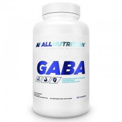 ALL NUTRITION GABA 120CAP