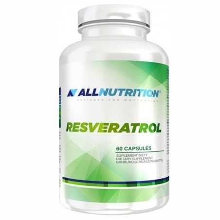ALL NUTRITION RESVERATROL 60CAP