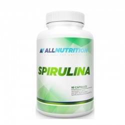 ALL NUTRITION SPIRULINA 90CAP