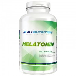 ALL NUTRITION MELATONIN 120CAP