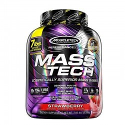 MUSCLETECH MASS TECH 3.19KG