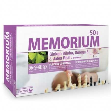 DIETMED MEMORIUM 50+ 30AMP
