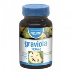 NATURMIL GRAVIOLA 1000MG 45CAP