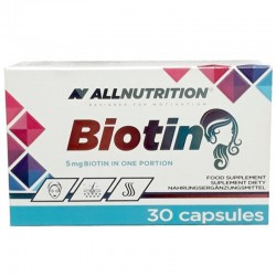 ALL NUTRITION BIOTIN 30CAP