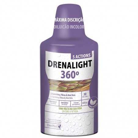 DIETMED DRENALIGHT 360 600ML