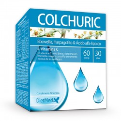 DIETMED COLCHURIC 60COMP