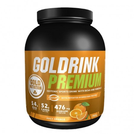 GOLD NUTRITION GOLD DRINK PREMIUM 750 GR