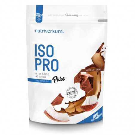 NUTRIVERSUM PURE ISO PRO 1 KG