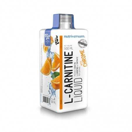 NUTRIVERSUM FLOW L-CARNITINA 3000 500 ML