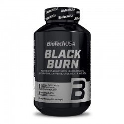 BIOTECHUSA BLACK BURN 90CAP