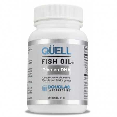 DOUGLAS LABORATORIES QÜELL FISH OIL 60 PERLAS
