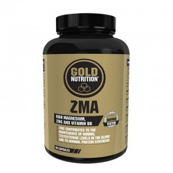GOLD NUTRITION ZMA 90 CAP