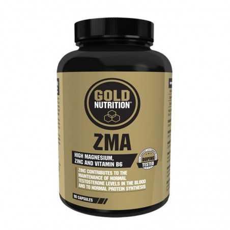 GOLD NUTRITION ZMA 90 CAP