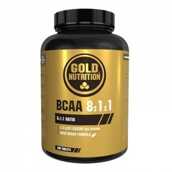 GOLD NUTRITION BCAA 8:1:1...
