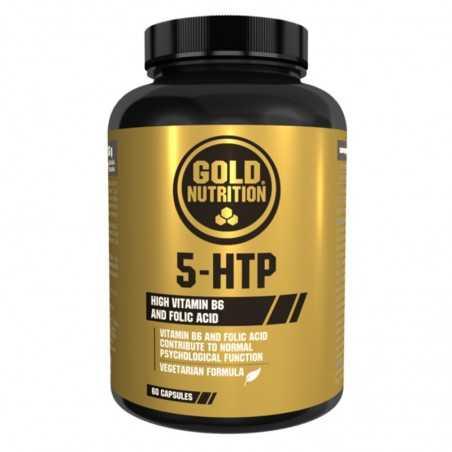 GOLD NUTRITION 5-HTP 60 CAPS
