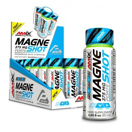 AMIX MAGNESHOT FORTE 375MG 60ML