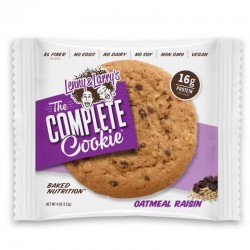 LENNY & LARRY'S THE COMPLETE COOKIE - OATMEAL RAISIN