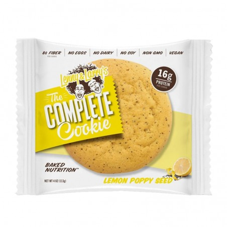 LENNY & LARRY'S THE COMPLETE COOKIE - LEMON POPPY SEED