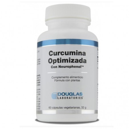 DOUGLAS LABORATORIES CURCUMINA OPTIMIZADA CON NEUROPHENOL™ 60CAP