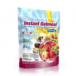 QUAMTRAX INSTANT OATMEAL 2KG