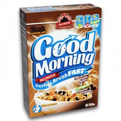 MAX PROTEIN GOOD MORNING PERFECT BREAKFAST CEREALES 500G
