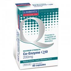 LAMBERTS CO-ENZIMA Q10 200...