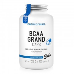 NUTRIVERSUM BCAA GRAND CAPS...