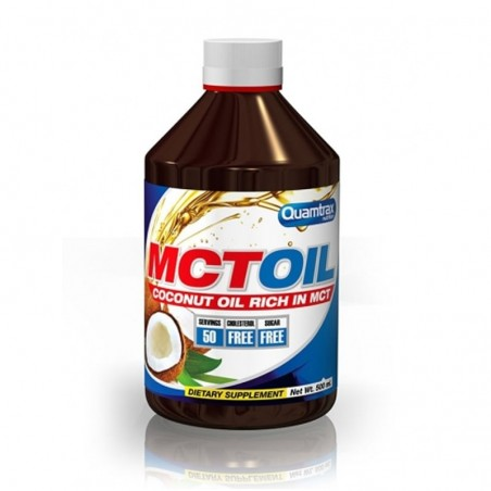 QUAMTRAX MCT OIL 500ML