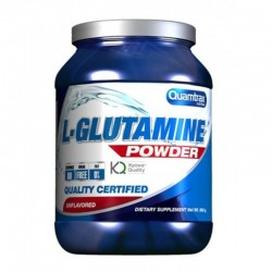QUAMTRAX L-GLUTAMINE POWDER...