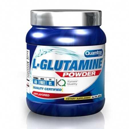 QUAMTRAX L-GLUTAMINE POWDER 400GR