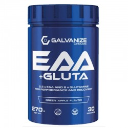 GALVANIZE EAA+GLUTAMINE 270GR