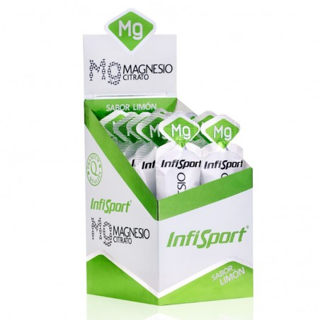 INFISPORT MG MAGNESIO CITRATO 12UDS