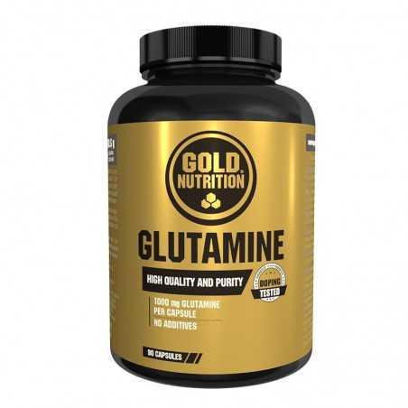GOLD NUTRITION GLUTAMINE 90 CAPS