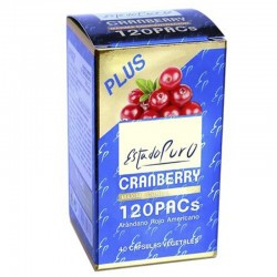 ESTADO PURO CRANBERRY 120 PACs 40CAP