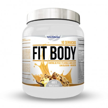 PERFECT NUTRITION FITBODY 400GR