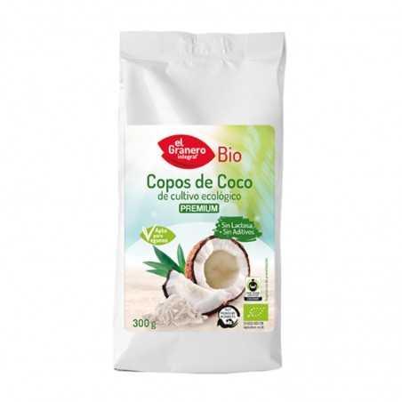 EL GRANERO COPOS DE COCO BIO 300G