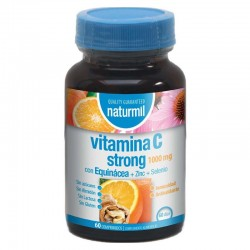 NATURMIL VITAMINA C STRONG...