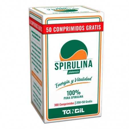TONGIL SPIRULINA 250 COMP