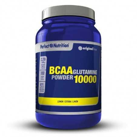 PERFECT NUTRITION BCAA + GLUTAMINA POWER 2,2LB