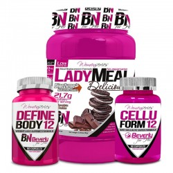 PACK BEVERLY NUTRITION...