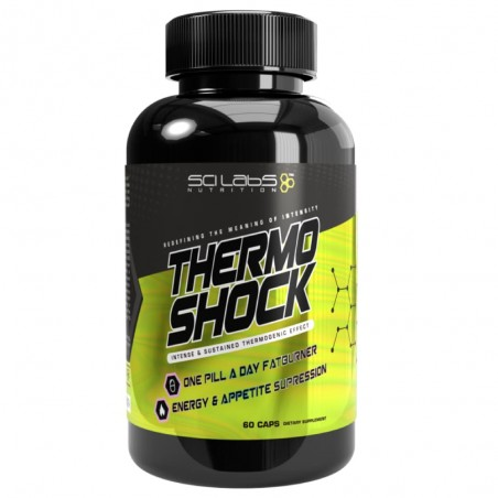 SCILABS THERMO SHOCK 60 CAP
