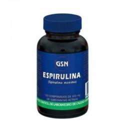 GSN ESPIRULINA 120COMP
