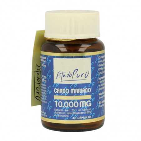 ESTADO PURO CARDO MARIANO 10000MG 40CAPS