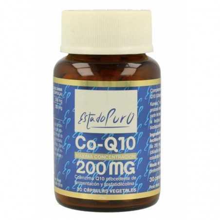 ESTADO PURO CO-Q 10 200MG 30CAP