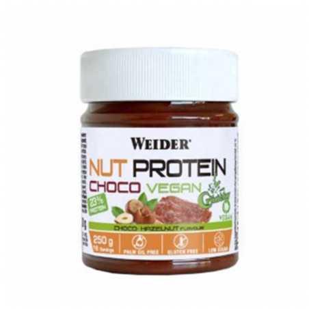 WEIDER NUT PROTEIN CHOCO 250GR